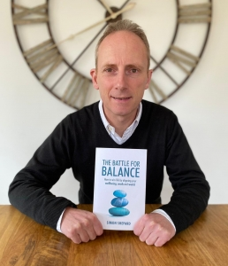 Simon Shepard of Optima-life has produced a book on how to win at life by creating balance